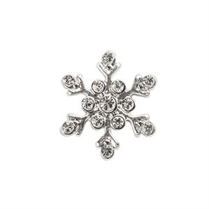 Picture of Large Crystal Snowflake Charm